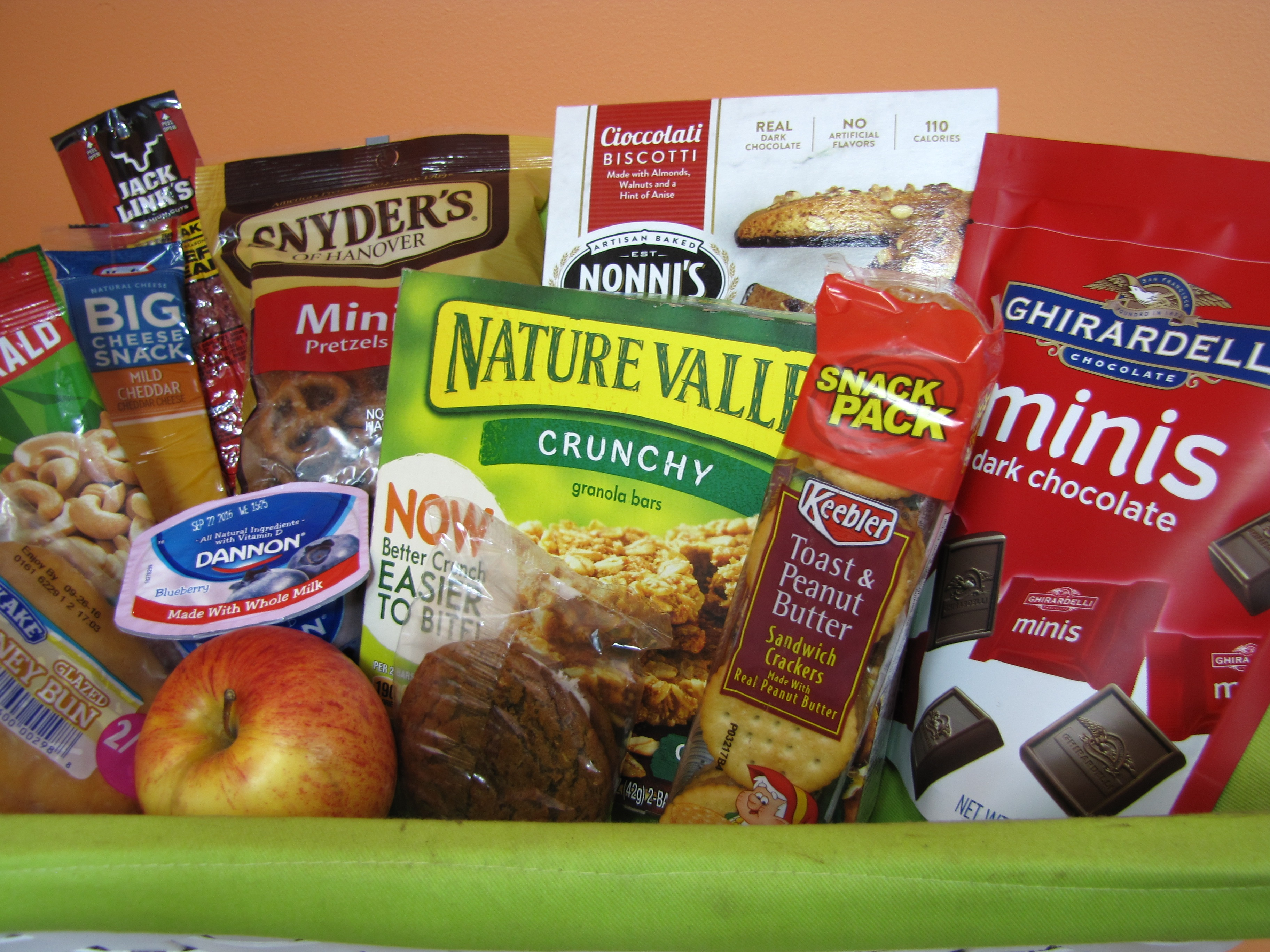 Which Snack Would You Pick to Stay Healthy and NOT Wreck Your Diet?