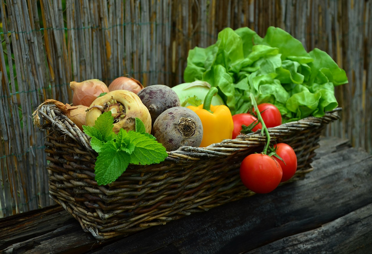 Vegetable Detox Vegetables