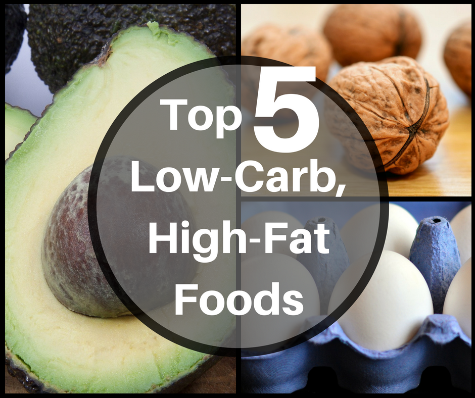 Low-Carb, High-Fat Foods - feature picture 3
