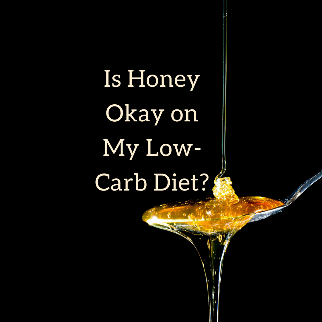Honey on a Low Carb Diet - feature picture