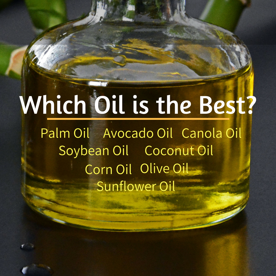 What is the Best Cooking Oil for a Low-Carb or Keto Lifestyle?