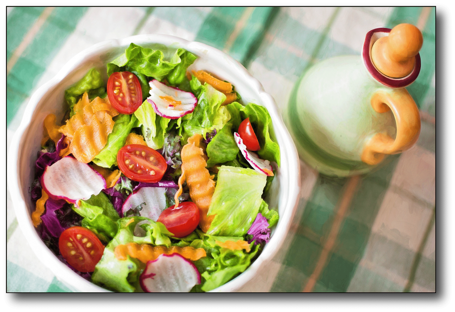 Dr Becky's 0123 Strategy salad