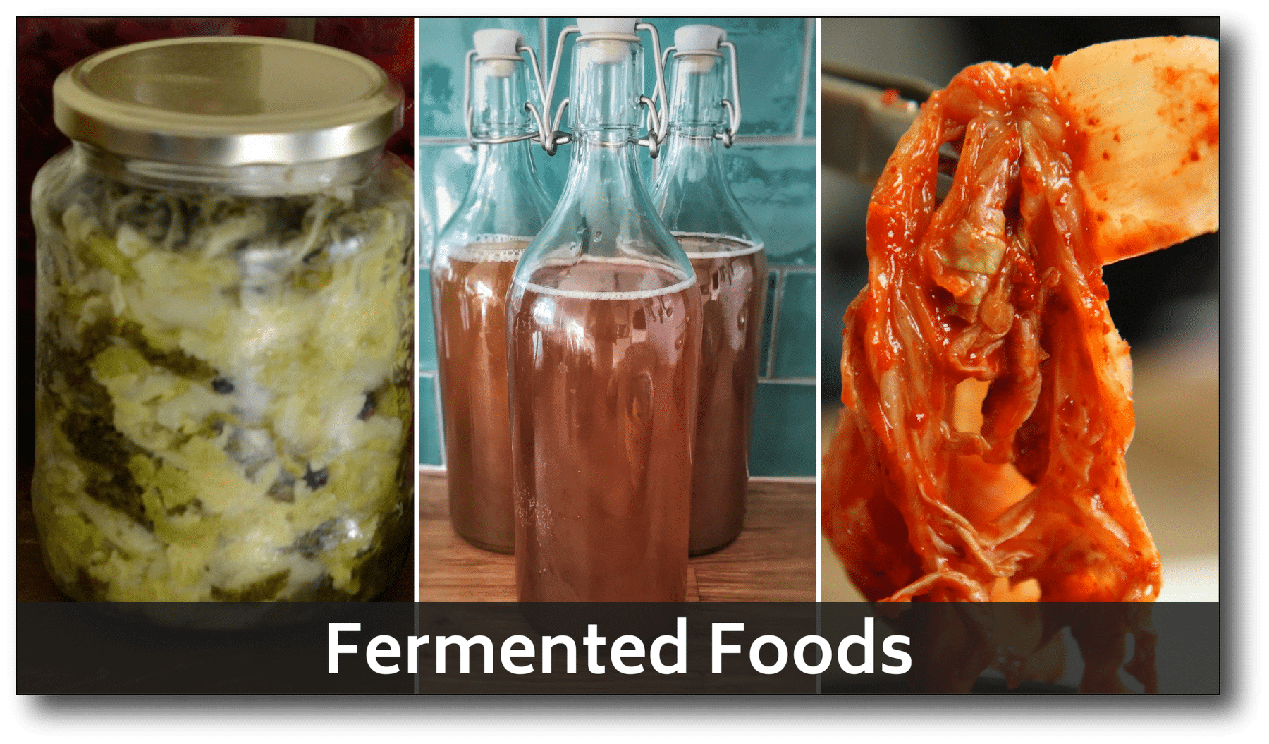 losing weight after 50 - Fermented food