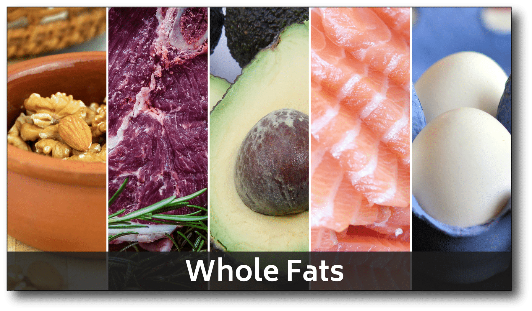 losing weight after 50 - whole fats