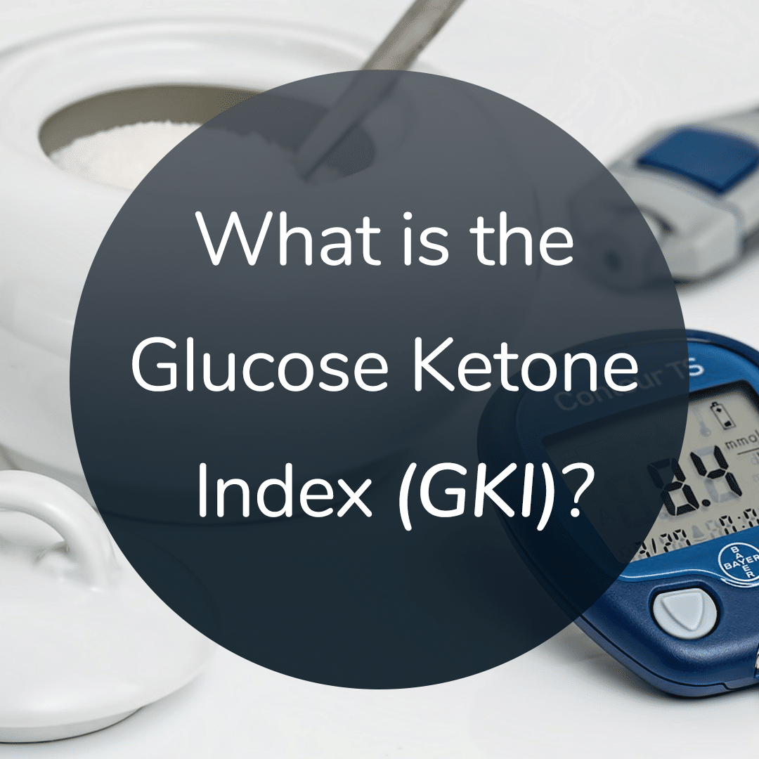 Glucose Ketone Index