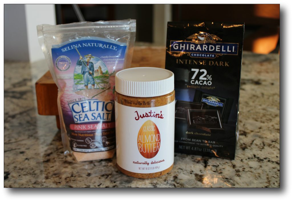 special ingredients for low-carb hot chocolate recipe